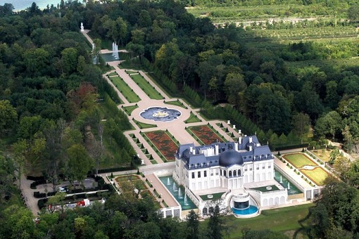 Chateau Louis XIV France - World Most Expensive House