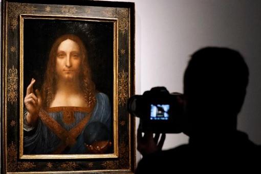 Leonardo da Vinci Salvator Mundi - Savior of the World