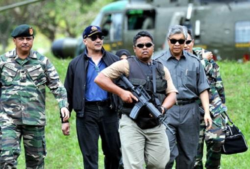 Malaysia Defence Minister Hishammuddin Hussein - Lahat Datu Invasion