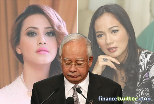 Najib Razak Attacked by Celebrities - Nur Fathia Latiff and Sheila Majid