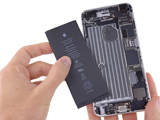 Replacing Apple iPhone 6 Battery