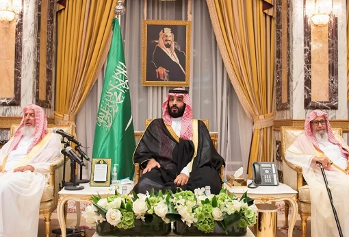 Saudi Arabia Crown Prince Mohammed bin Salman - Powerful and Wealthy