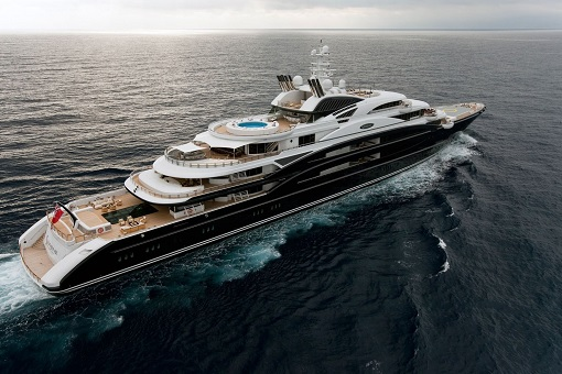 Serene Super Yacht