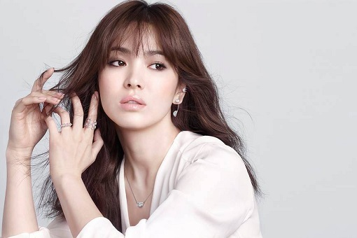 South Korean Actress Song Hye-kyo