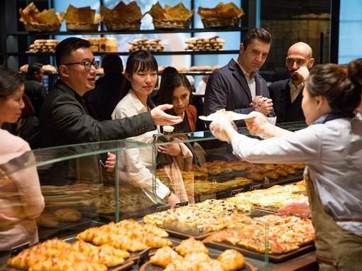 Starbucks Reserve Roastery Shanghai - In-house Made Food