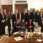 Mahathir's Powerful Meeting With 14 EU Diplomats - Here's Why Najib Isn't Happy
