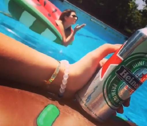 Rich Kids of Tehran - Heineken Beer