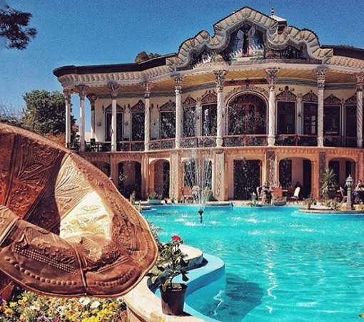 Rich Kids of Tehran - Luxury Mansion