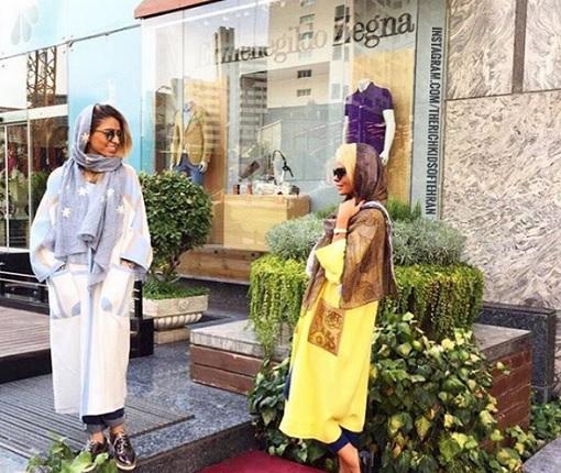Rich Kids of Tehran - Shopping Zegna