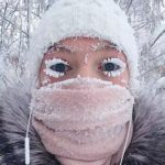 Forget Global Warming - It's Minus 88.6 Degrees In This Russian Village