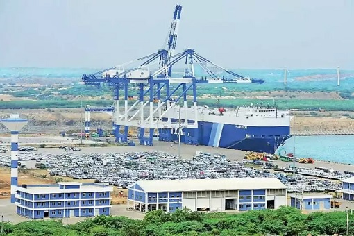 Sri Lanka Hambantota Port