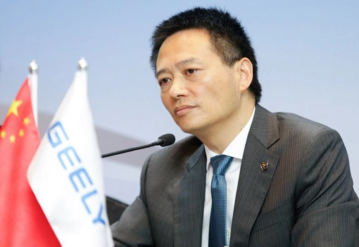 Geely-Proton CEO Dr Li Chunrong
