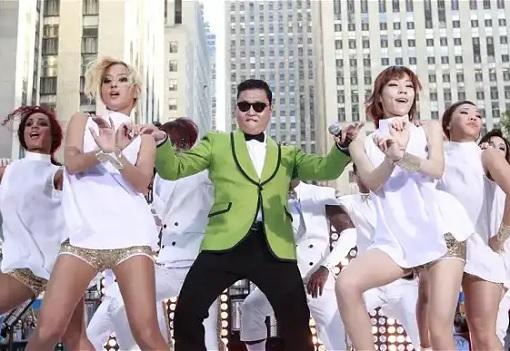 South Korea - Psy Gangnam Style