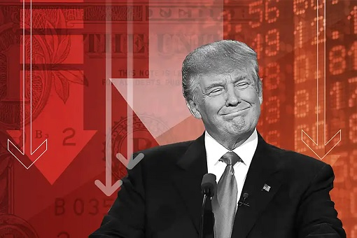 Stock Market Crash - Donald Trump