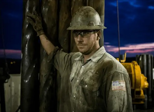 US Shale Producer - Driller