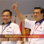 Gong Xi Fa Chai - MCA & Najib Calling Your Parents, Bribing & Begging For Votes