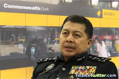 Australia Commonwealth Bank Money Laundering Scandal - CID Director Wan Ahmad Najmuddin Mohd