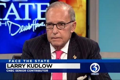 Larry Kudlow - New National Economic Council Chief