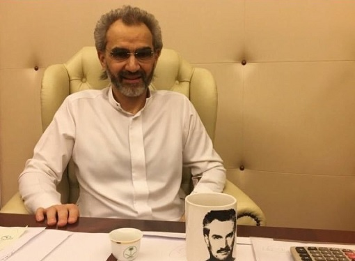 Prince Alwaleed - After Released From Detention