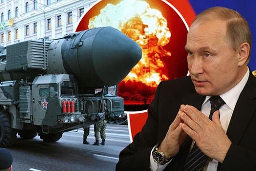 Russia Sarmat Satan 2 ICBM Missile - Vladimir Putin