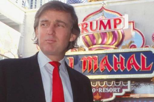 Donald Trump Atlantic City Taj Mahal Casino 2