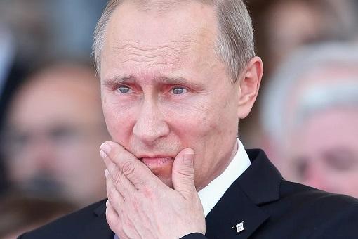 Russia President Vladimir Putin - Lose Face