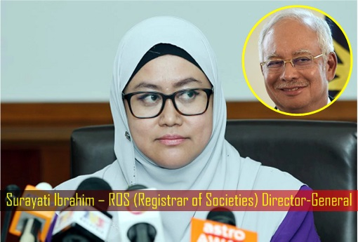 Surayati Ibrahim – ROS Registrar of Societies Director-General