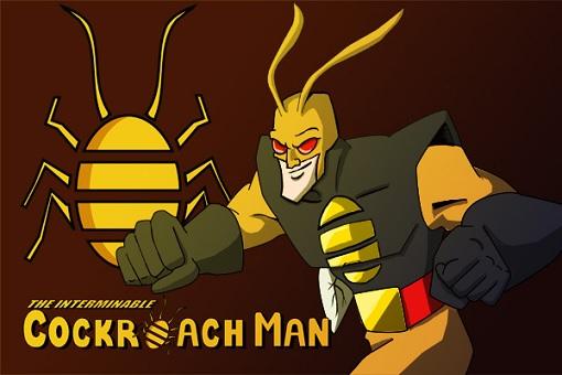 The Cockroach Man