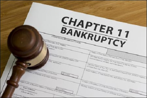 US Chapter 11 bankruptcy