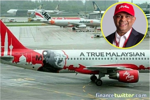 AirAsia Changing Coating To Suck Up To Mahathir
