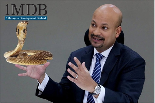 Taxpayers' Money Secretly Used To Bailout 1MDB - Here's Why Snake Oil Salesman Arul Should Be Jailed