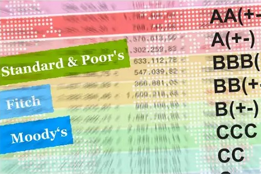 Big Three Credit-Rating Agencies - Fitch, Moody's and Standard and Poor