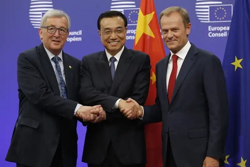 China-EU European Union Partnership