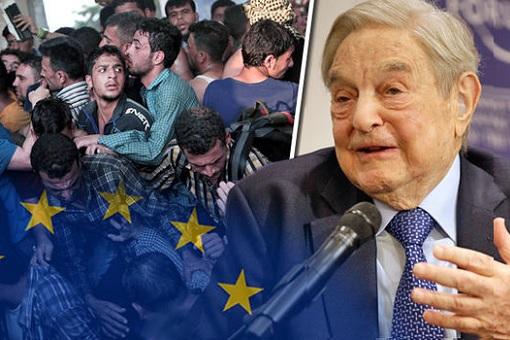 George Soros - European Union Disintegrate - Refugee Migrants