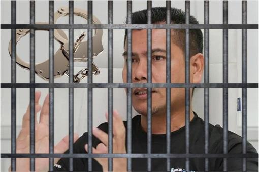 Jamal Yunos - in Jail
