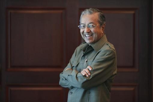 Mahathir Mohamad - Laugh