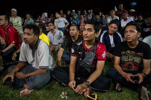 Malaysia - Malay Tsunami