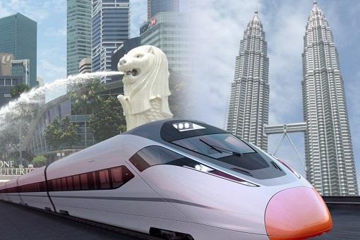 Malaysia-Singapore HSR - High Speed Railway