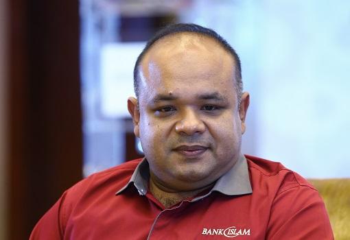 Bank Islam Malaysia Bhd CEO - Khairul Kamarudin