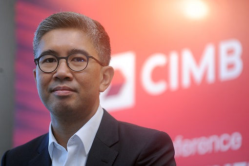 CIMB Group Holdings Bhd CEO - Zafrul Aziz