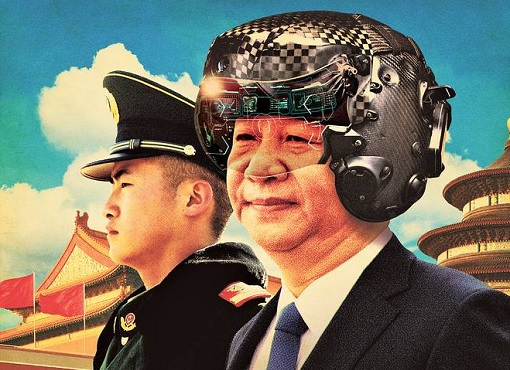China Technology Leader - Artificial Intelligence AI - President Xi Jinping