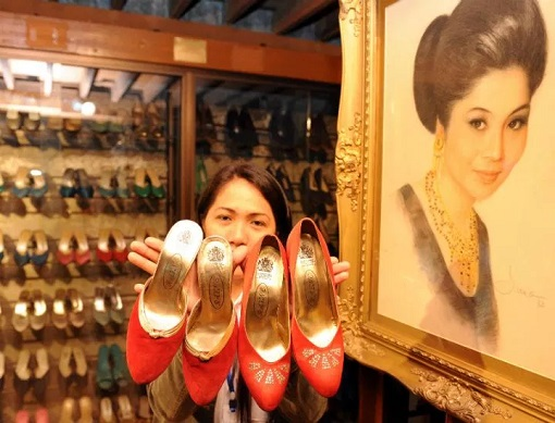 Imelda Marcos - Shoes Collection