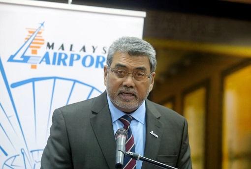 Malaysia Airports Holdings Bhd Managing Director - Badlisham Ghazali