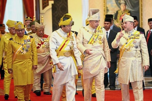 Malaysia Monarchies - Sultans