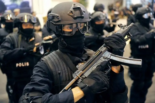 Malaysia Special Task Force on Organised Crime - STAFOC
