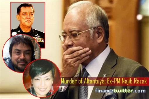 Murder of Altantuya - Najib Razak, Razak Baginda and Musa Safri
