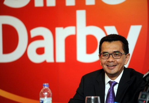 Sime Darby Property Bhd Managing Director - Amrin Awaluddin
