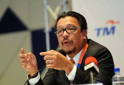 Telekom Malaysia Bhd CEO - Mohammed Shazalli Ramly