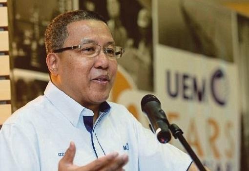 UEM Group Bhd CEO - Izzaddin Idris