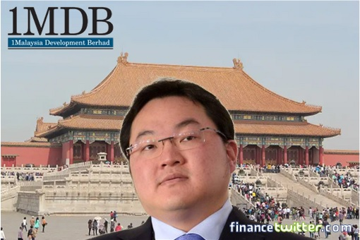 1MDB Scandal - Jho Low In Beijing China